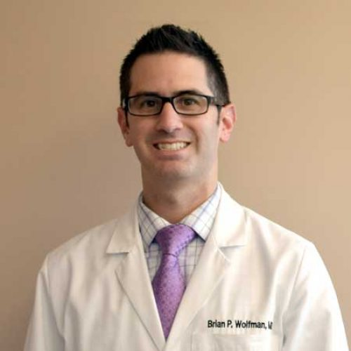 Brian P. Wolfman, MD